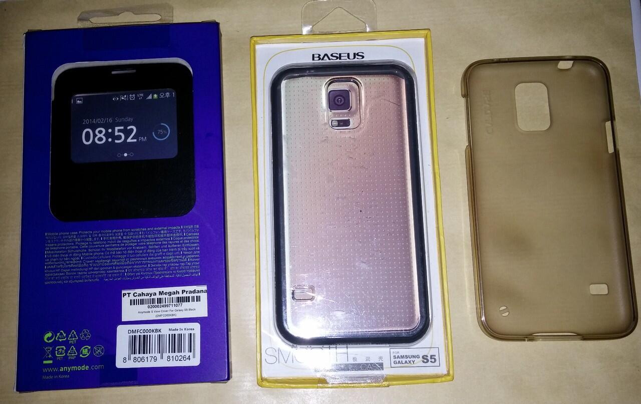 Samsung Galaxy S5 Electrik Blue | Like New