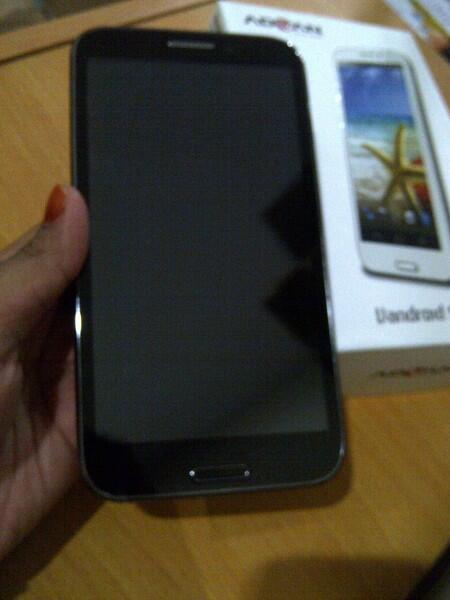 Advan S5 F Android Quadcore Ram 1gb Mediatek