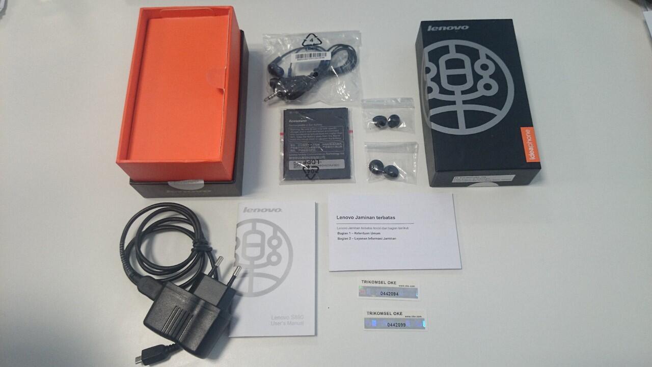 Lenovo s890 Fullsett, murah aja gan