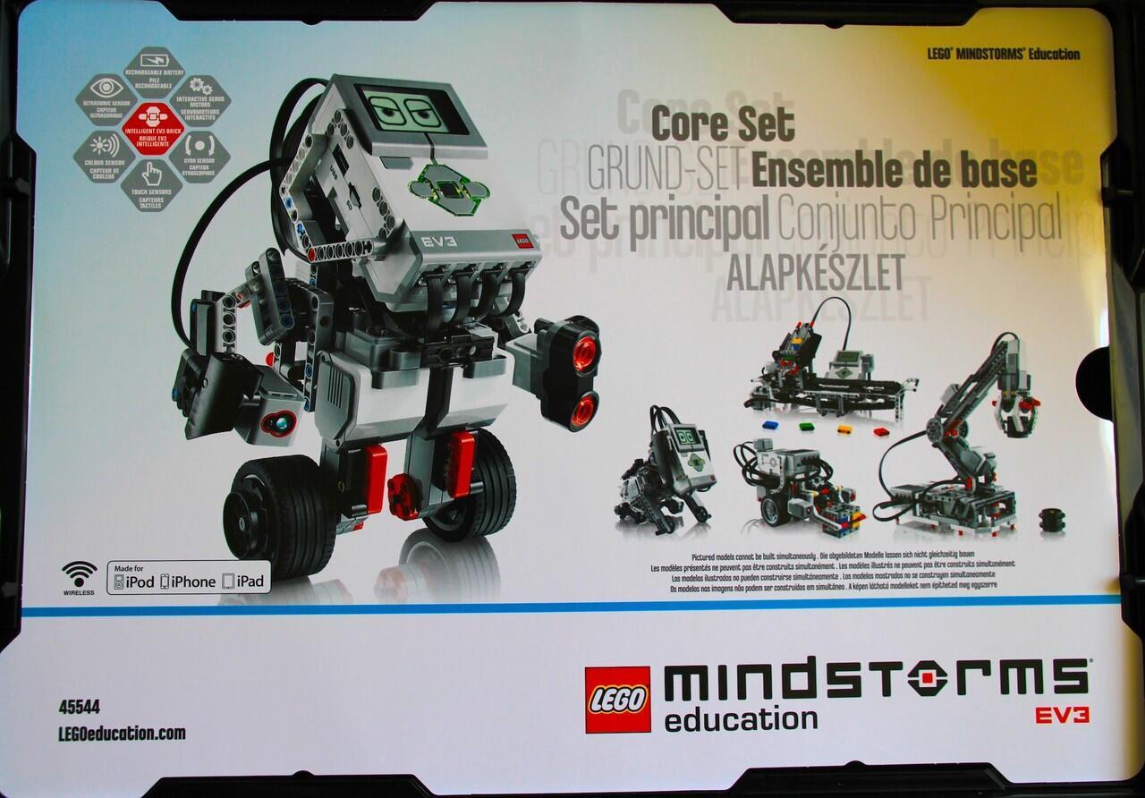 Terjual Jual Lego Mindstorms Ev3 Core Set Kaskus