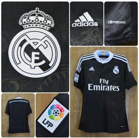 Grade Ori Jersey Real Madrid Naga, murah