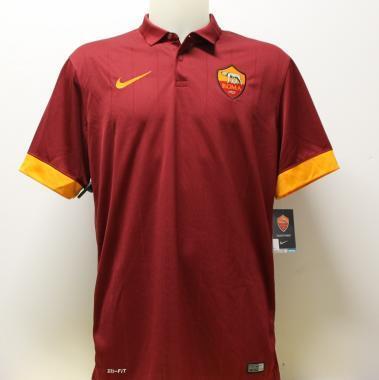 [original] jersey nike as roma home & away 14/15 BNWT 635811-678