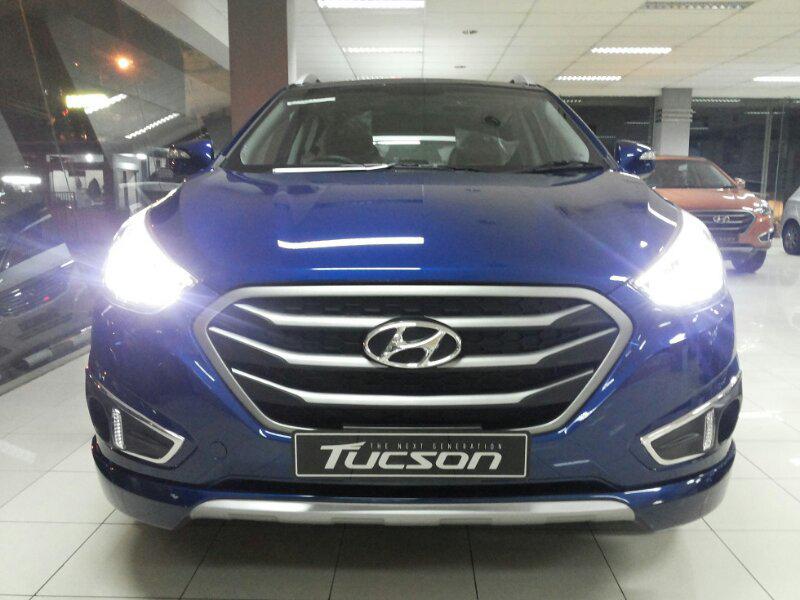 Hyundai Tucson GLS & XG NEXT GEN paling irit dikelasnya free accesoris + diskon besar