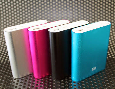 POWER BANK XIAOMI 10.400 mAh