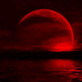[8/10/2014]Foto-foto gerhana bulan merah di berbagai negara