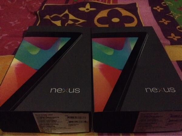 ASUS GOOGLE NEXUS 7 32GB WiFi New Murah
