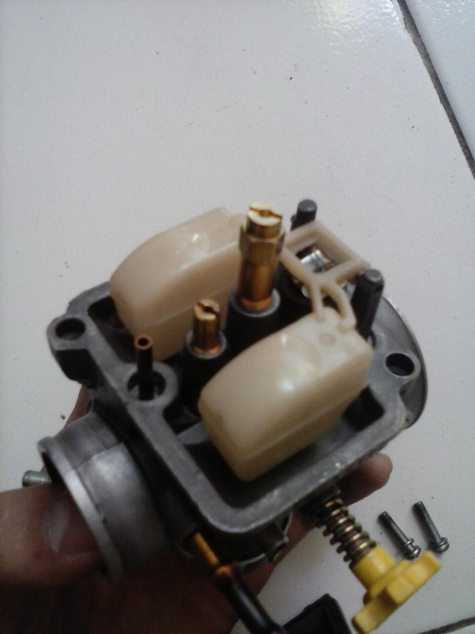 Karburator Keihin PE 28 thailand + repair kit TDR [Bandung]