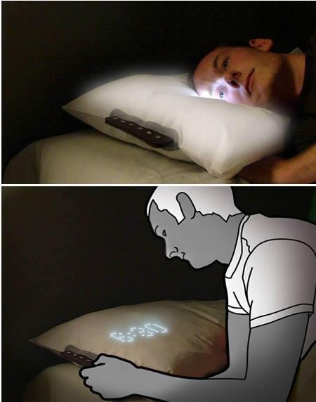 Nikmati Tidur di Bantal Unik, Bisa Buat Kepalamu 'Berdarah' Lho