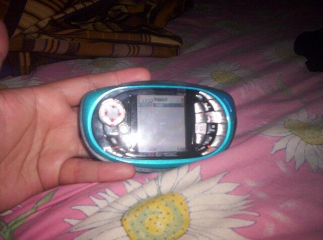 Nokia N Gage QD Normal Blue