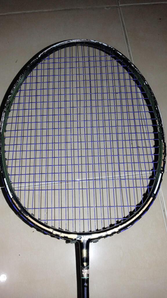 WTS Raket badminton HI qua BM 600 Tour + yy bg6