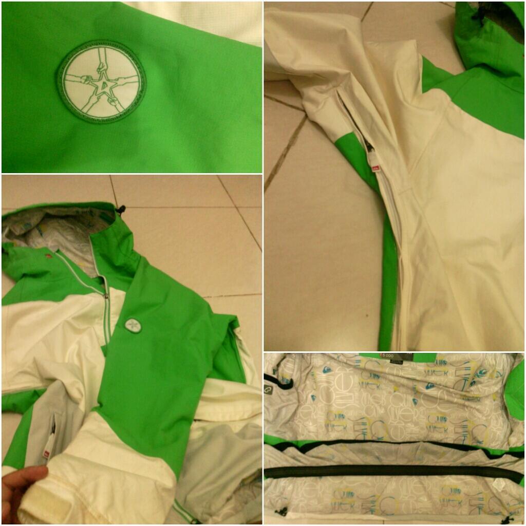 quicksilver jacket original