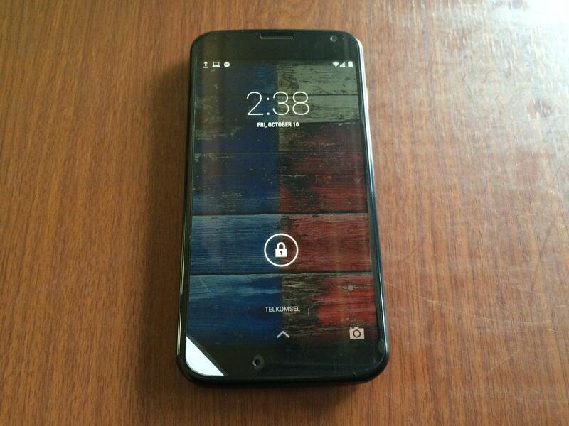 Motorola Moto X Sprint XT1056 16GB Black GSM-CDMA Like New (surabaya)