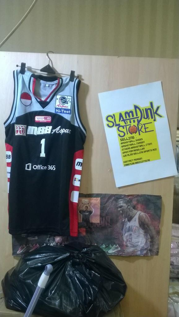 Jersey basket aspac jakarta [Ready Stock]