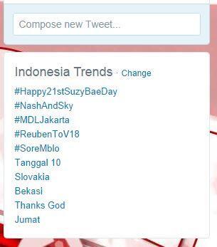 Ternyata ini lho yg bikin Bekasi jadi trending topic
