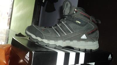 sepatu hiking outdoor ADIDAS AX1 MID GTX ( goretex ) ORIGINAL 100% size 43 1/3