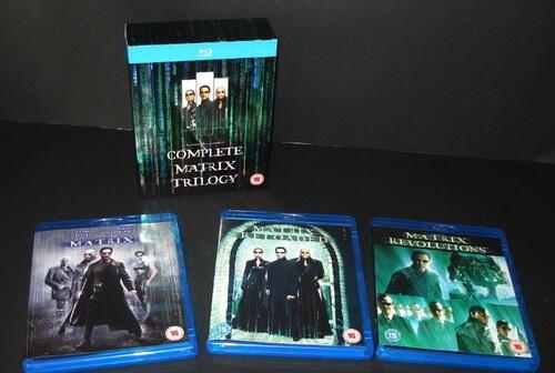 Jual Blu-ray Box set