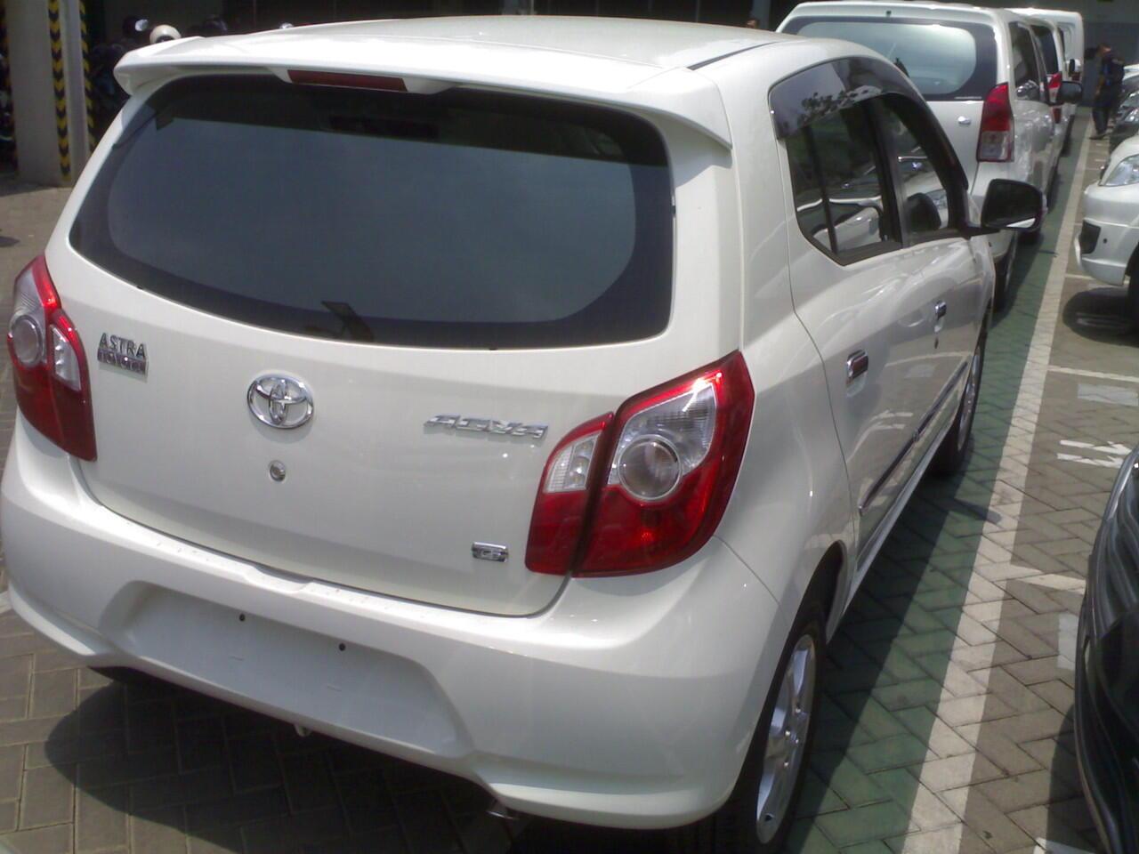 Terjual Toyota Agya Cirebon Dp 26 000 000 Angsuran 2 000 000 5