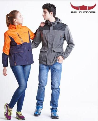 jaket BFL-Outdoor (bukan The North Face) paling murah