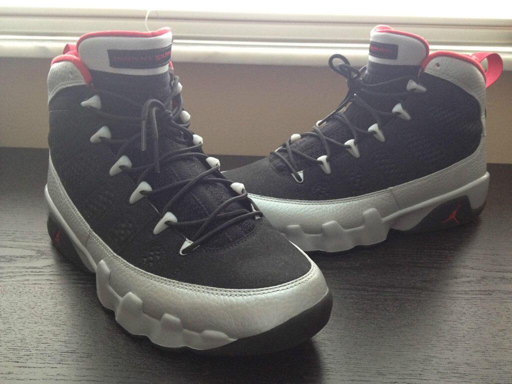 Sepatu Basket Air Jordan IX