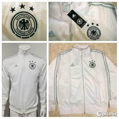 Jaket Jerman Worldcup 2014 grade ori