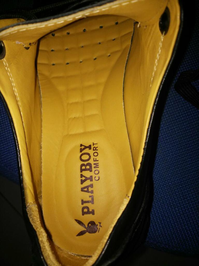 Sepatu Playboy Original Ukuran 41