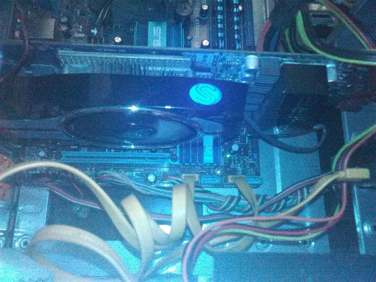 Jual VGA Gahar (part 2) >> Sapphire Radeon Vapor-x 4890 Overclock edition