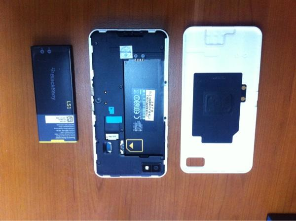 Di jual blackberry z10 putih