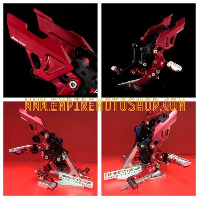 Aksesoris Replica Bikers Kawasaki Ninja250 FI
