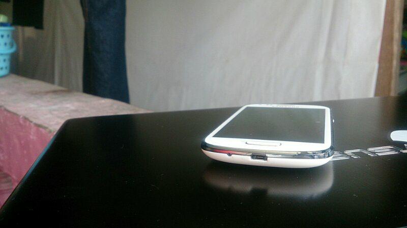 JUAL/WTS Samsung S3 Mini white ex.SEIN fullset murah cod IPB Dramaga, Bogor