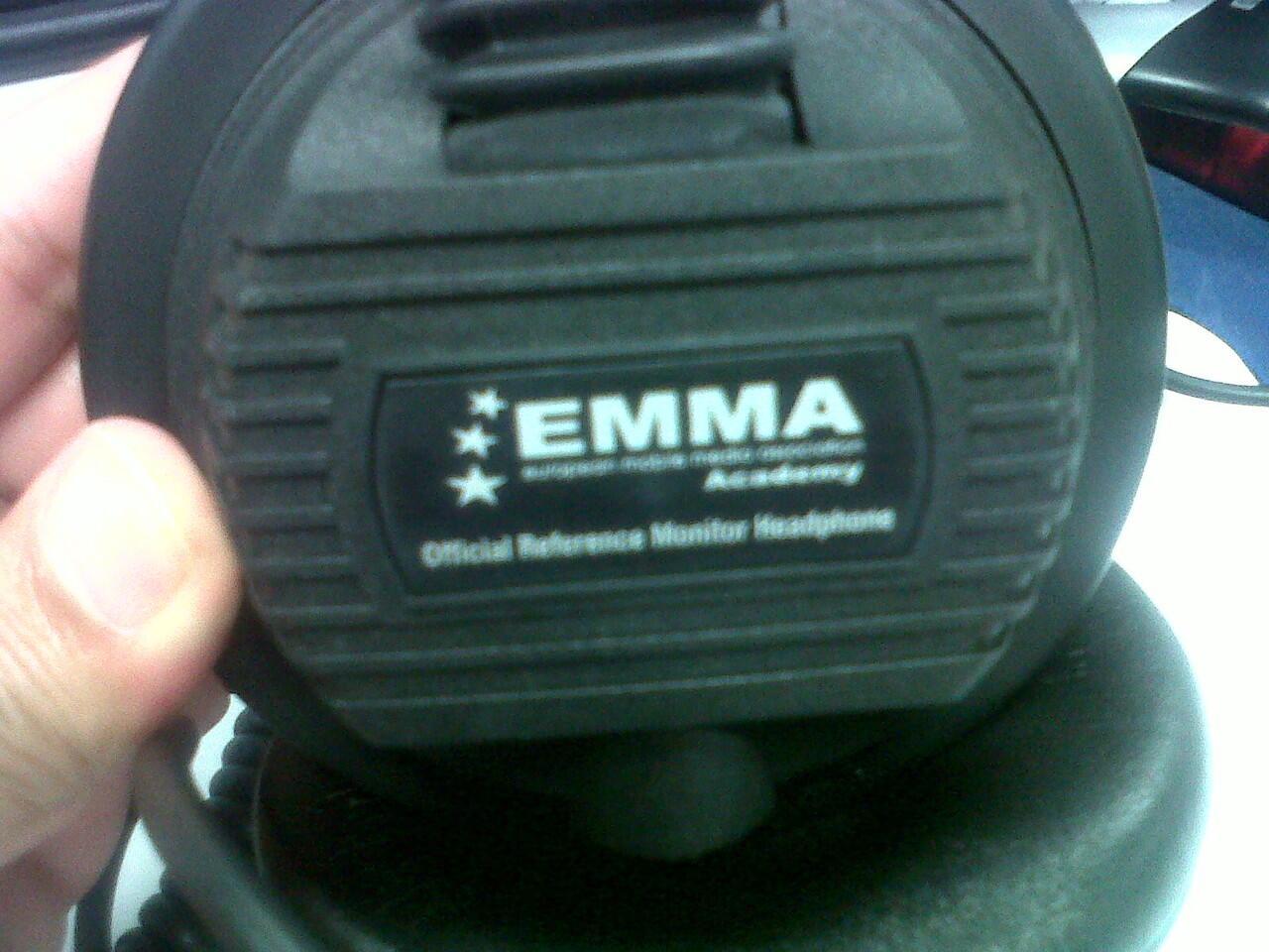 "High grade Headphones ""German Maestro"" seri GMP8.35 D (EMMA official reference)"