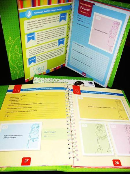 My Pregnancy Journal - Buku Harian Ibu Hamil ...