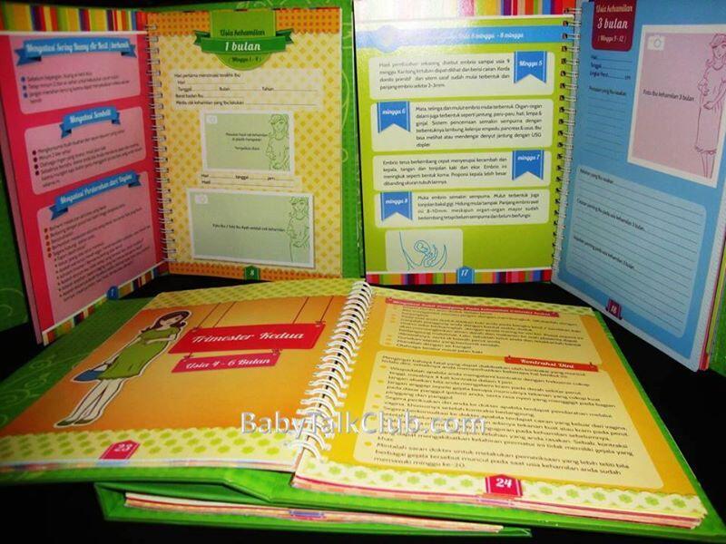 ... My Pregnancy Journal - Buku Harian Ibu Hamil ...