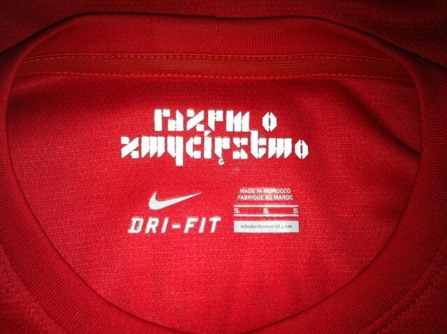 Jersey KW GO dan Ori new, 2nd Denmark, Poland, Chelsea kolpri size S