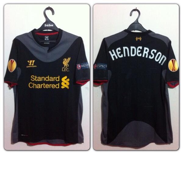 Various Jersey Original Liverpool FC