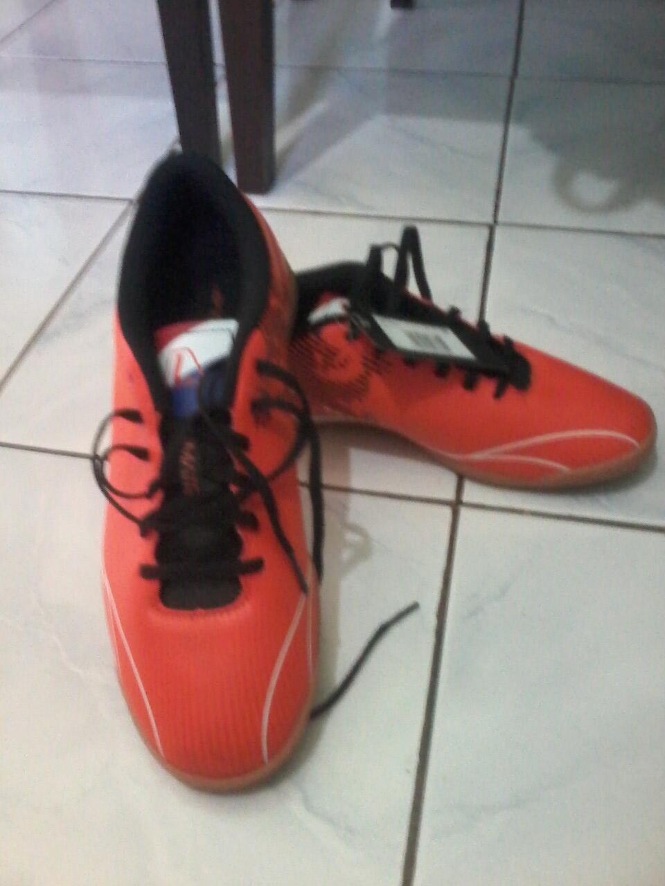 jual sepatu league baru