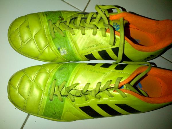 sepatu futsal f5 battle pack tf wc2014,nitro samba 3.0 ic