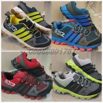 Sepatu Running Adidas AX2 Impor Harga Murah