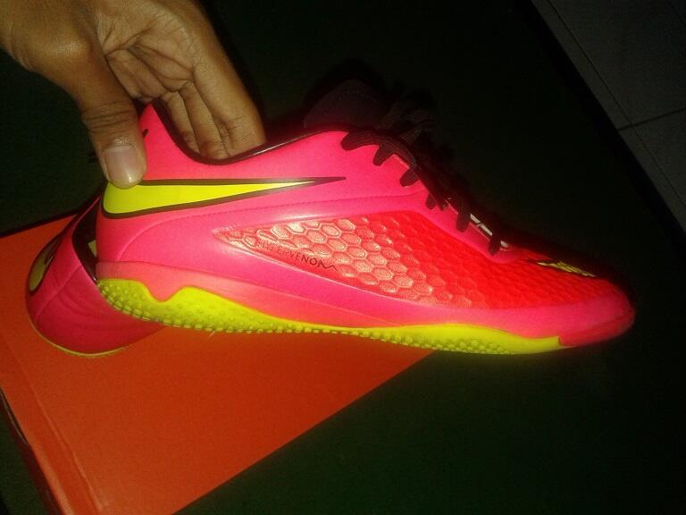 Jual Sepatu Futsal Nike Hypervenom 40 Malang Istimewa