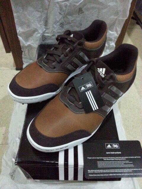 WTS : Sepatu Golf ADIDAS III WD - Q46979
