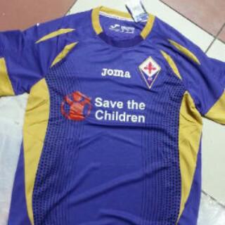 Ready Stock jersey Fiorentina home Size SMLXL