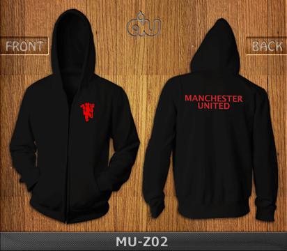 Baru Zipper Manchester United