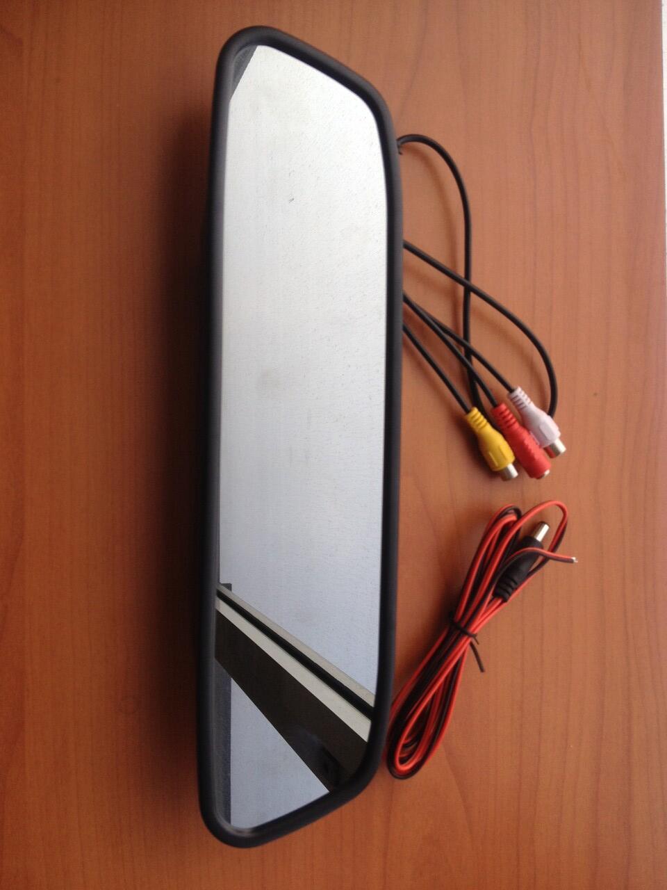 Kaca Spion mobil untuk kamera mundur