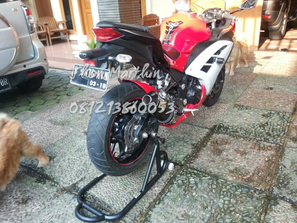 Ninja 250 Tahun 2013 ABS edition