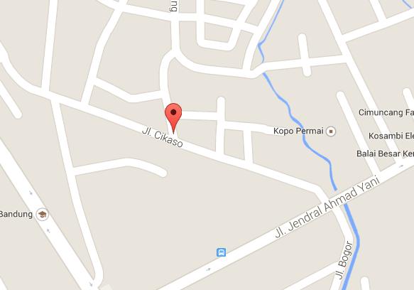 25 Singkatan Nama Tempat atau Jalan di sekitar Bandung yang bikin ngakak