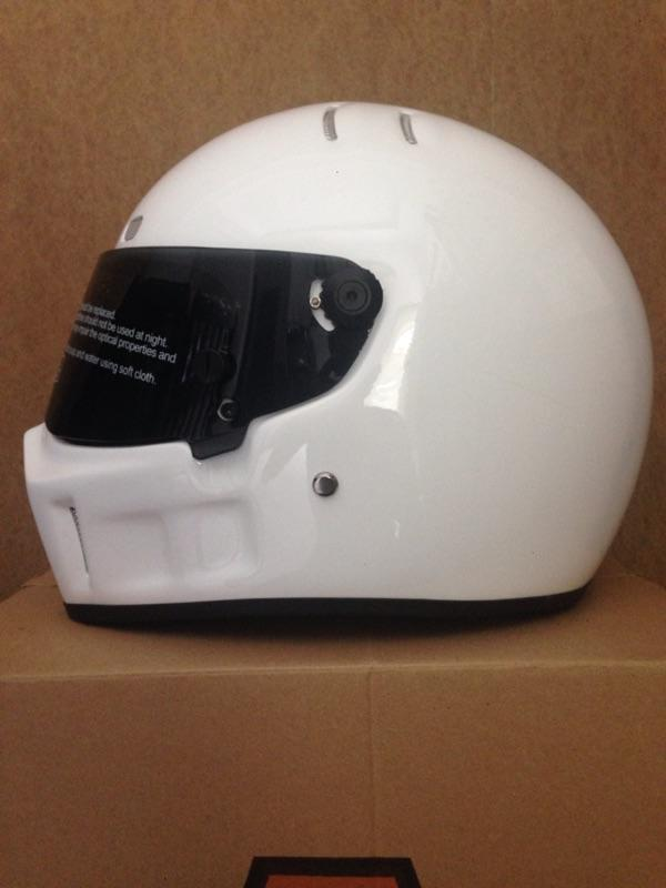 Terjual Helm Crg Replica Simpson Helmet The Stig