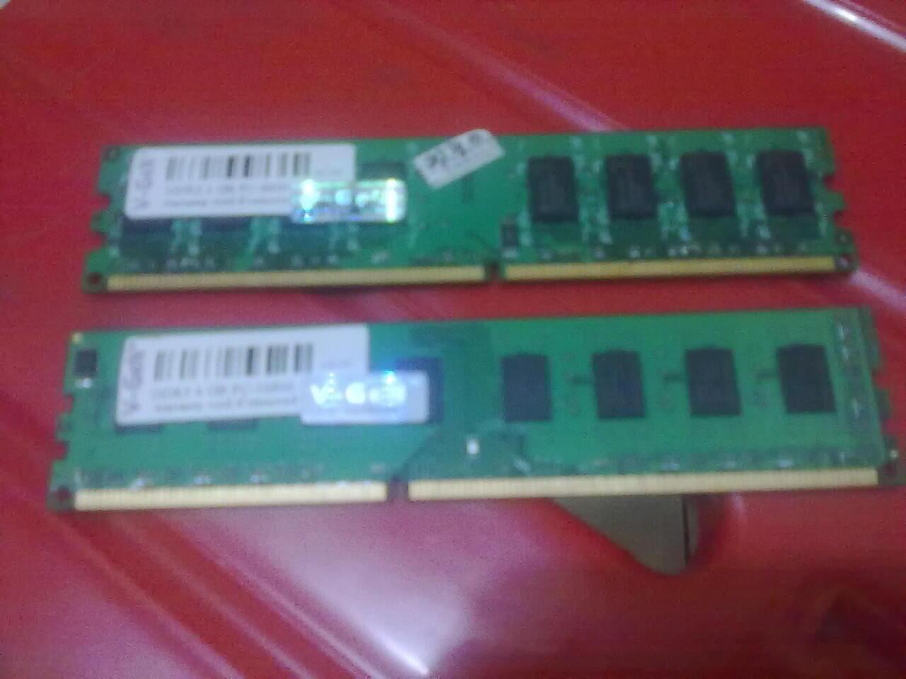 Memory PC V Gen DDR2 2Gb dan DDR3 4Gb