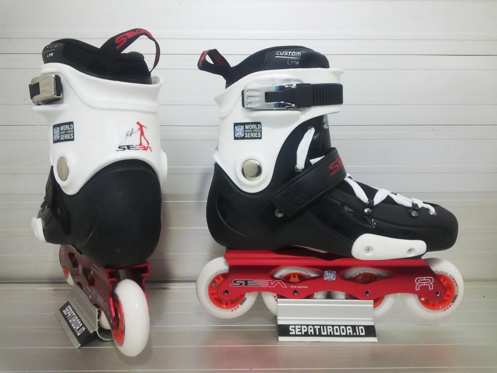 Terjual Jual SEBA FRM X Sepatu Roda Inline Skate