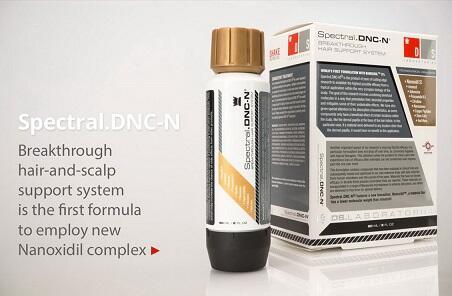 Spectral DNC-N Anti rontok pertama di dunia dengan NANOXIDIL