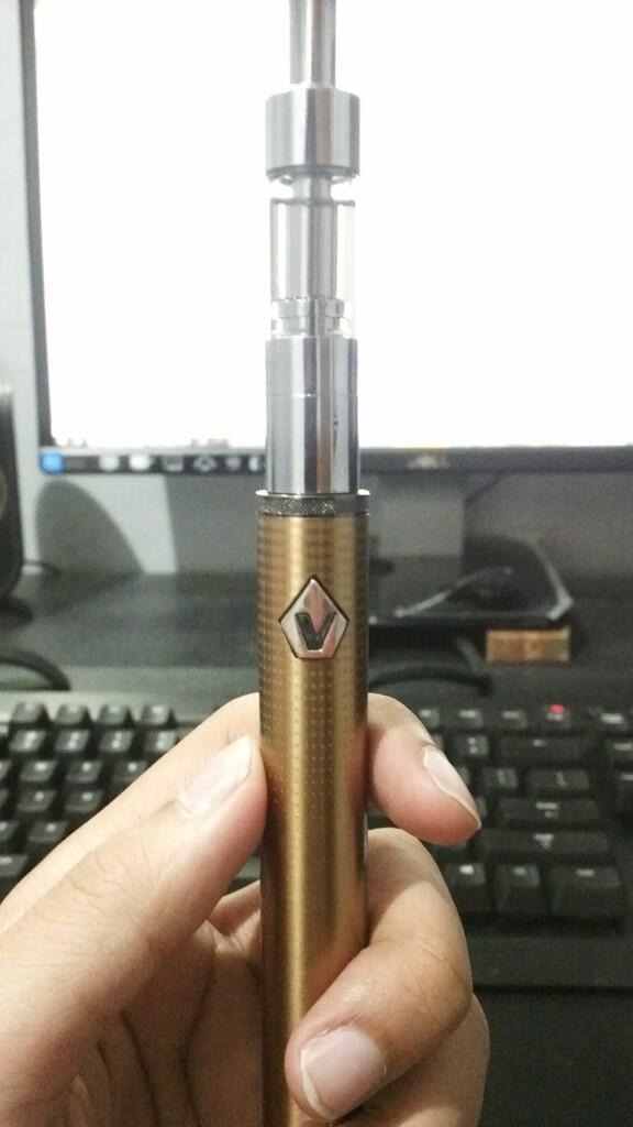 [BU] Vapor Vision Spinner + Kangertech Mini Protank 3 + Case   Cikarang-Bekasi
