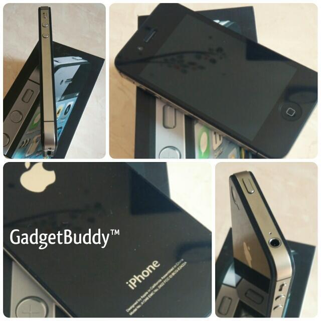 Apple iPhone 4 CDMA 32gb fullset like new ~ Malang ~ turun harga